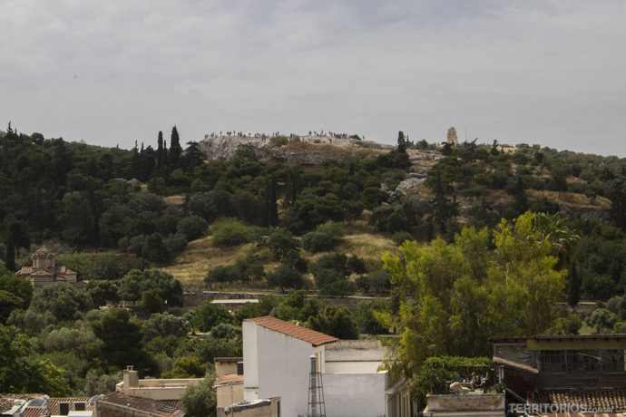 Monte Areopagus