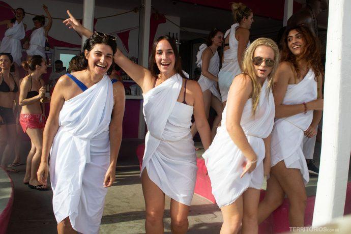 Festa da Toga no Guapaloca