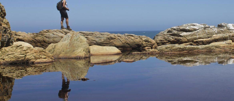 Roberta na África do Sul ilustra o texto melhores lugares para viajar sozinha