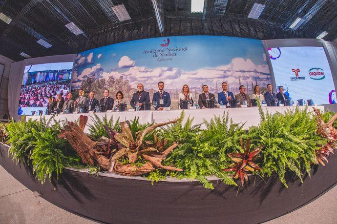 Comentaristas na Avaliação Nacional de Vinhos