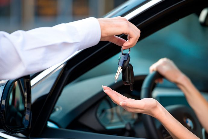 alugar um carro nos Estados Unidos