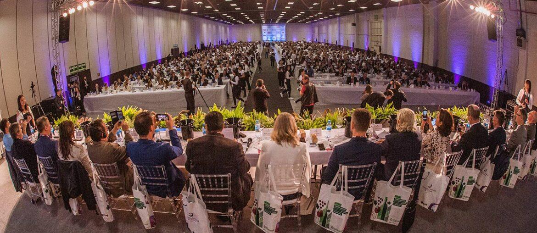Público e jurados na Avaliação Nacional de Vinhos