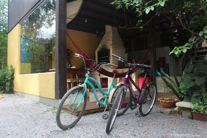 Pousadas na Guarda do Embaú: Casa da Dinha