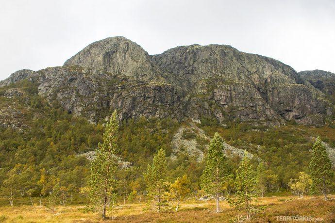 Montanhas de Dalarna