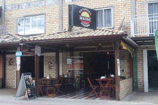 Onde comer bem na Guarda do Embaú: Madre Restaurante