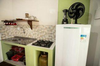 Pousadas na Guarda do Embaú com eletrodomésticos novos