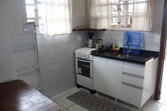 Pousadas na Guarda do Embaú com cozinha completa