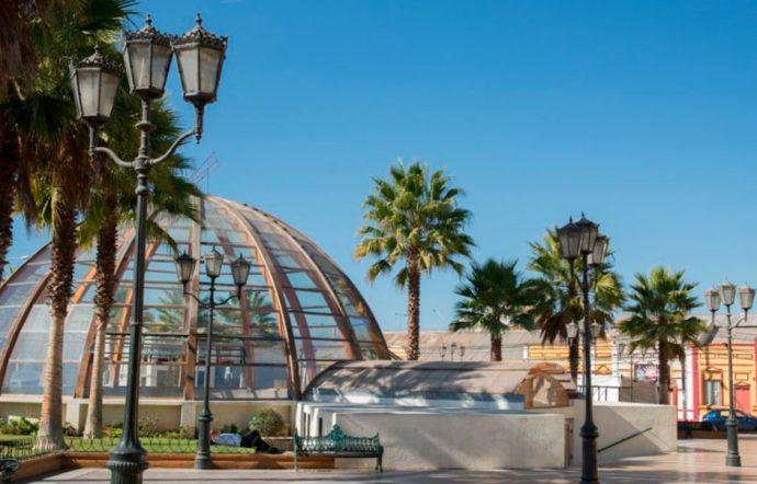 Domo – Museo de Sitio Cultura Las Ánimas