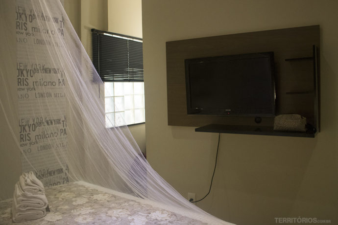 Quarto privativo Ace Suites Inn Rio