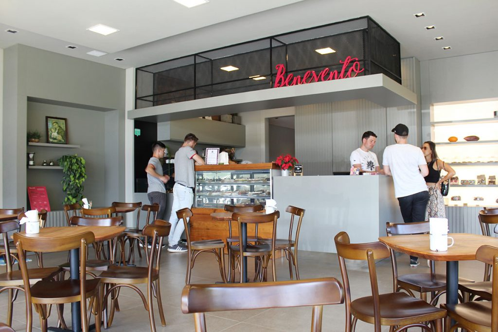 Beneveto Chocolate & Café