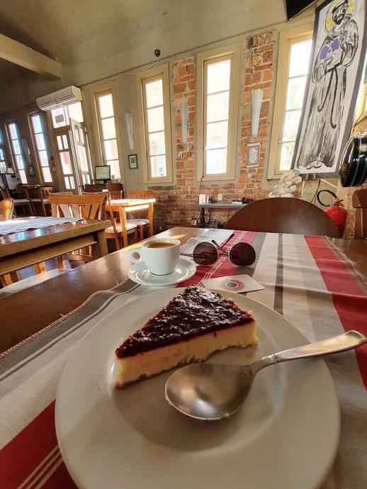 Cafeteria na Casa de Cultura Mario Quintana