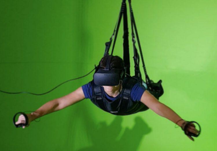 Realidade virtual imersiva