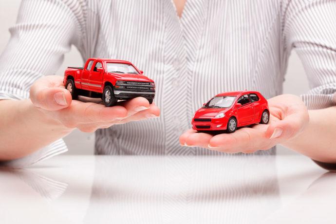 Qual veículo escolher na hora de alugar um carro
