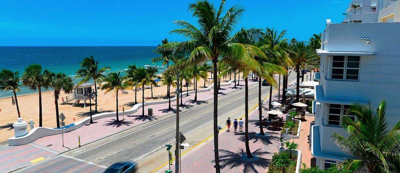 Alugar carro em Fort Lauderdale