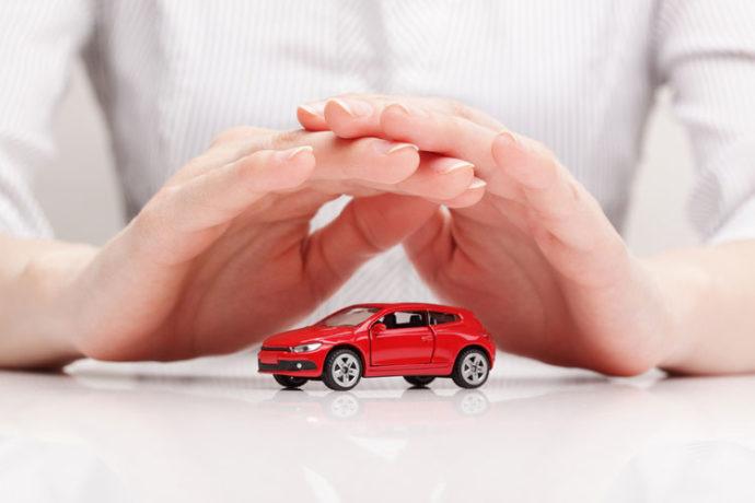 Proteção para roubo de carro alugado