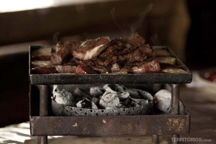 Churrasco é primeiro entre as comidas típicas do Rio Grande do Sul