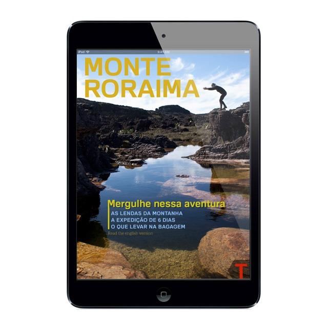 Capa Monte Roraima