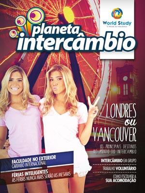 Revista Planeta Intercâmbio, da World Study, comprou textos e fotos para esta edição